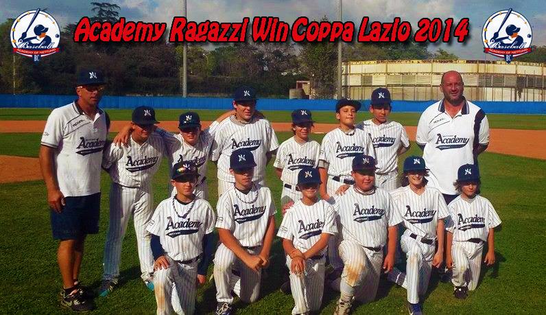 Academy Ragazzi Coppa Lazio