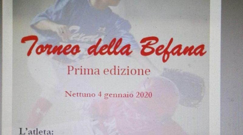IL PRIMO TORNEO DELL'ANNO E' TARGATO ACADEMY